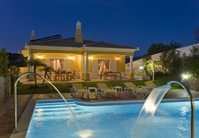 Villa in Boliqueime - Villa Amarela