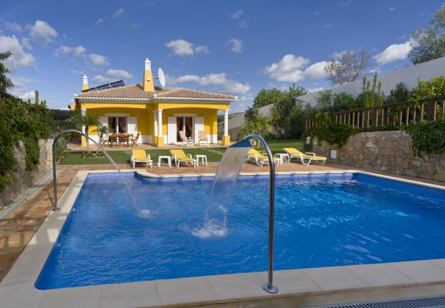 Villa em Boliqueime - Villa Amarela